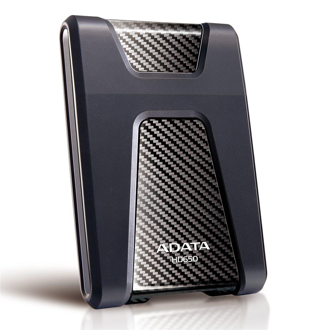 Adata HD650 1TB černý