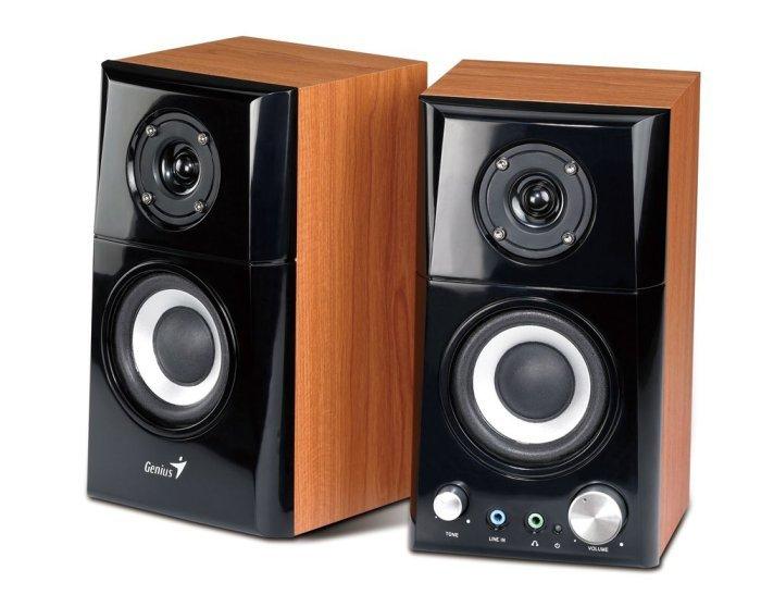 Genius SP-HF 500A Wood