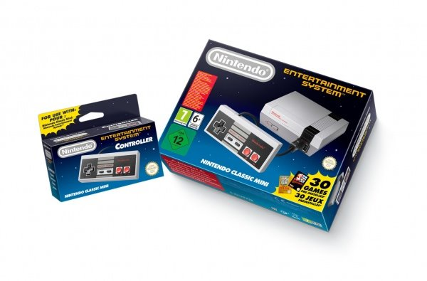 Nintendo Classic Mini - Nintendo Entertainment System