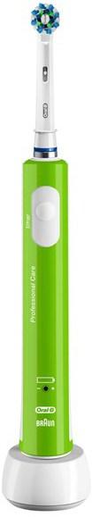 Oral B Pro 400 zelený