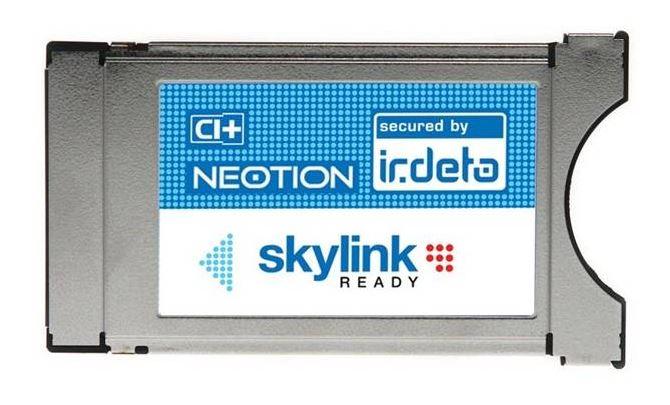 Modul IRDETO CI+ MKII Skylink Ready