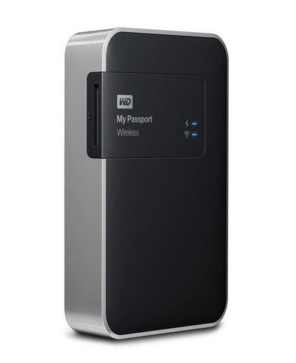 "WD My Passport 2.5"" 2TB Wireless"