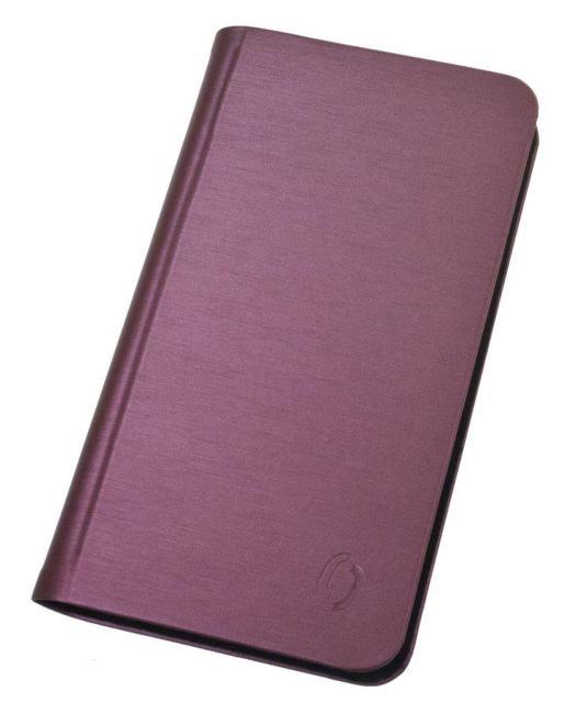 "Aligátor Book Steel velikost L (4,5""- 5"") red"