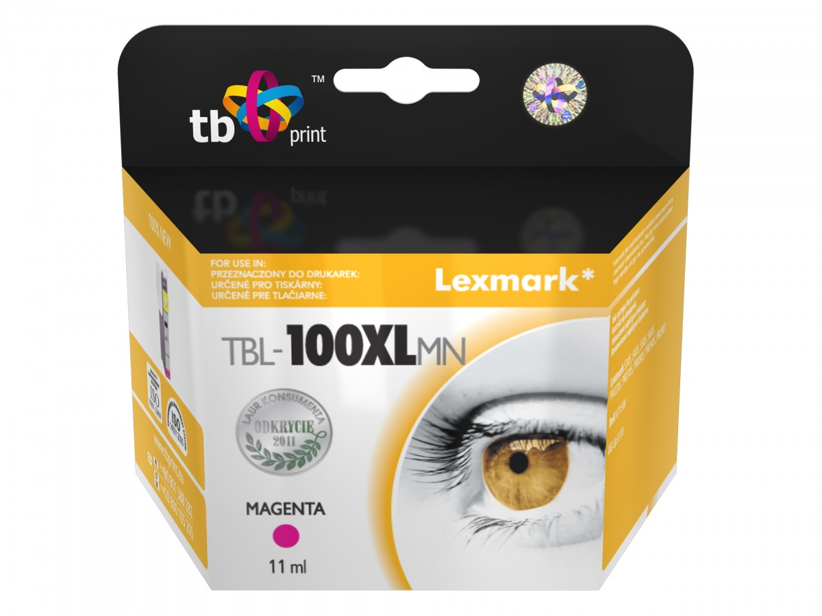 TB TBL-100XLMN kompat. s Lexmark 14N1070E
