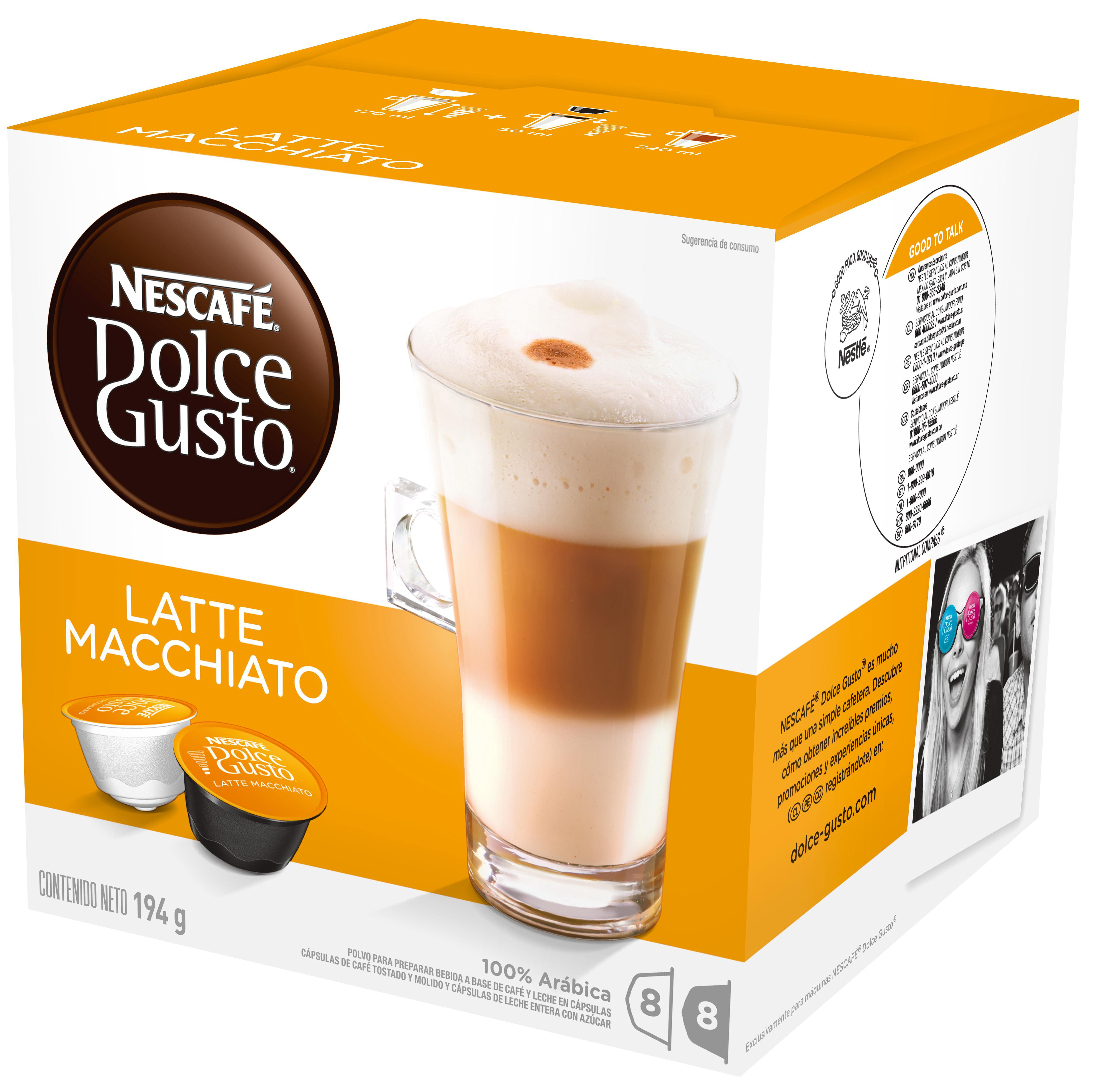 Nescafé Dolce Gusto Latté Macchiatto
