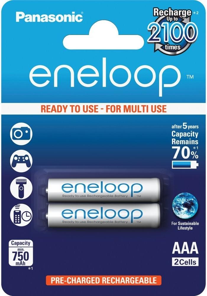 Panasonic Eneloop AAA 2ks 4MCCE/2BE