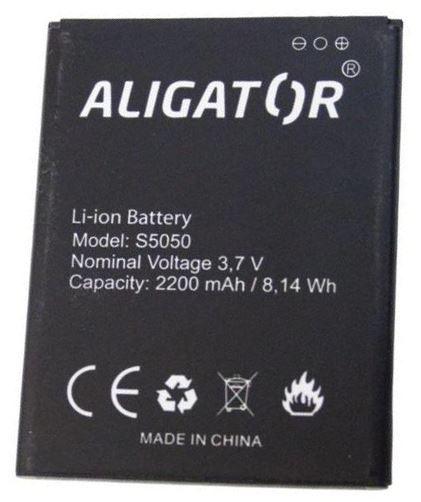 Baterie Aligator S5050 Duo