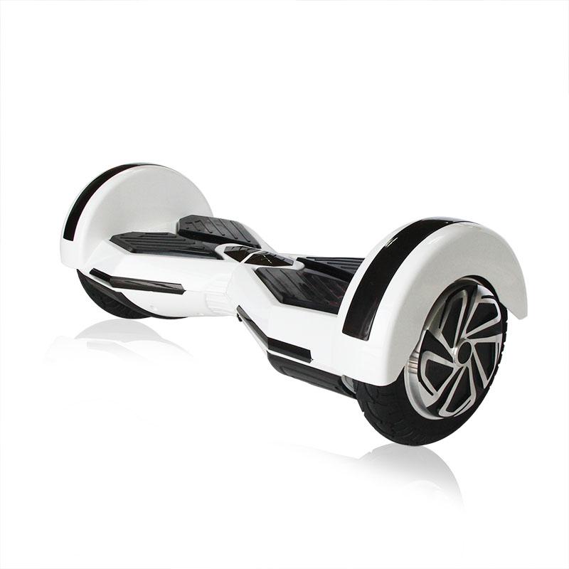 GyroBoard Premium bílá