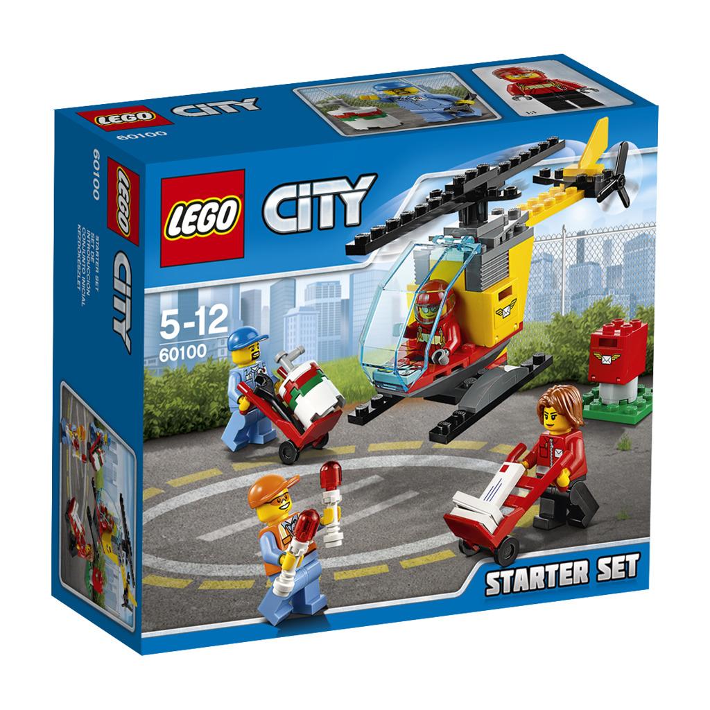 LEGO City 60100 Letiště