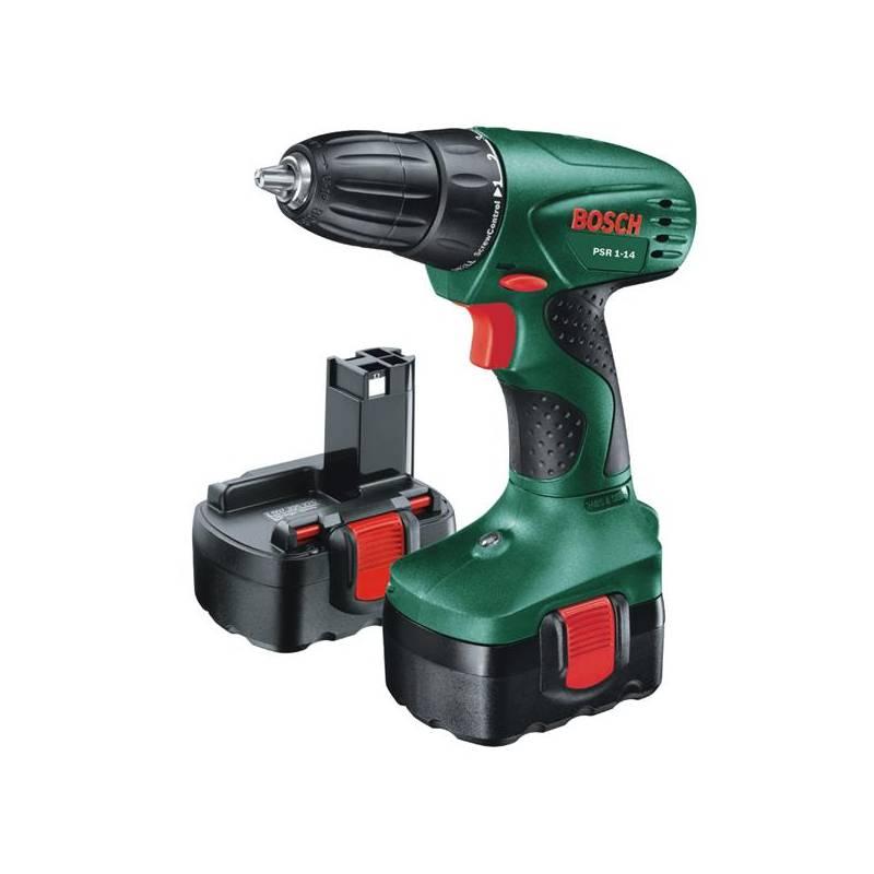 Bosch PSR 1-14, 2x AKU