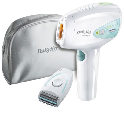 BaByliss G973PE IPL + holící strojek