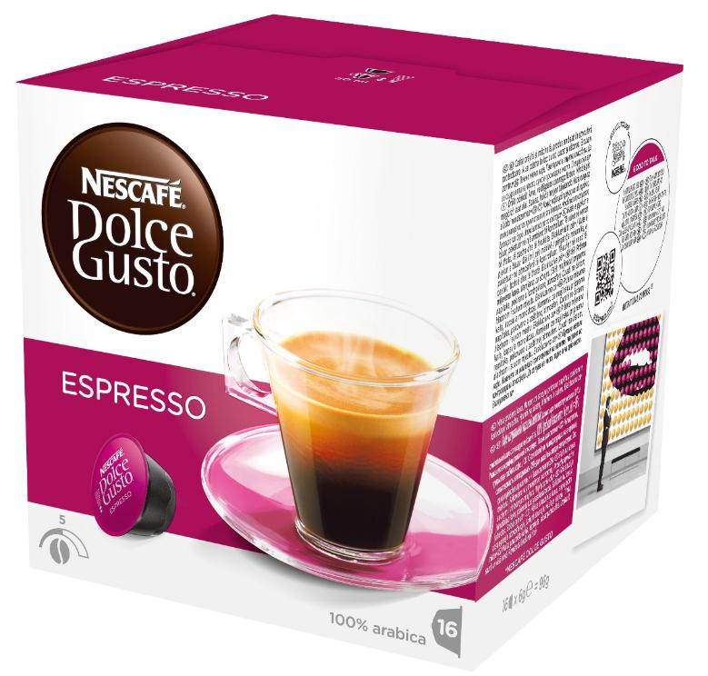 Nescafé Dolce Gusto Espresso