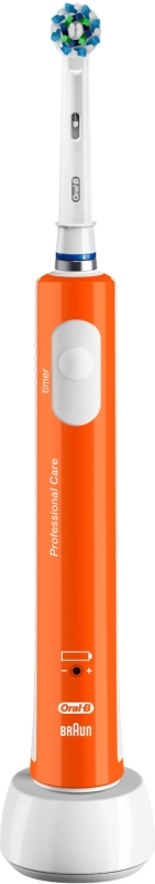 Oral B Pro 400 oranžový