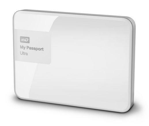 "WD My Passport 2.5"" 3TB bílý"