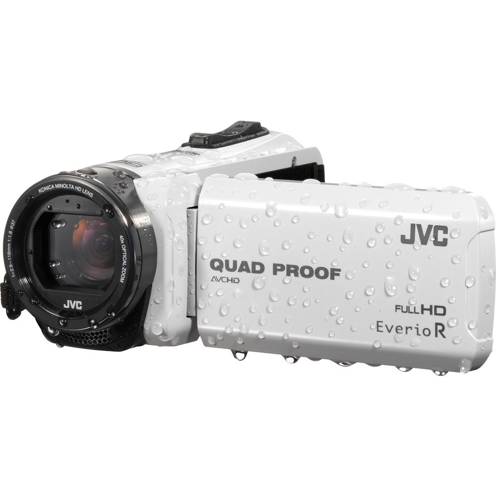 JVC GZ R415W