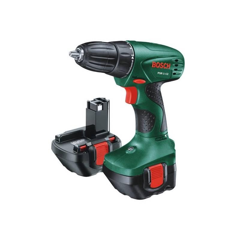 Bosch PSR 1-12, 2x AKU