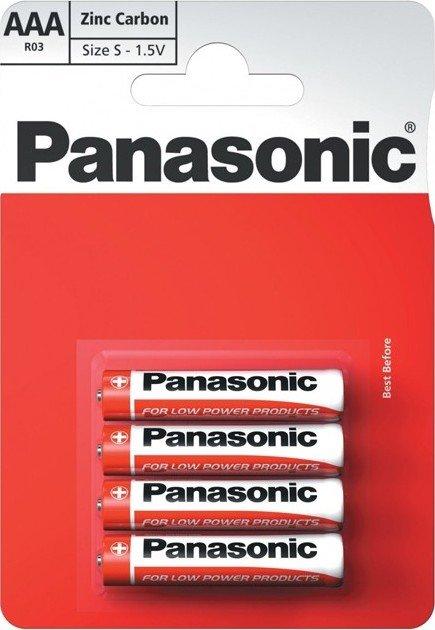 Panasonic R03RZ/4BP