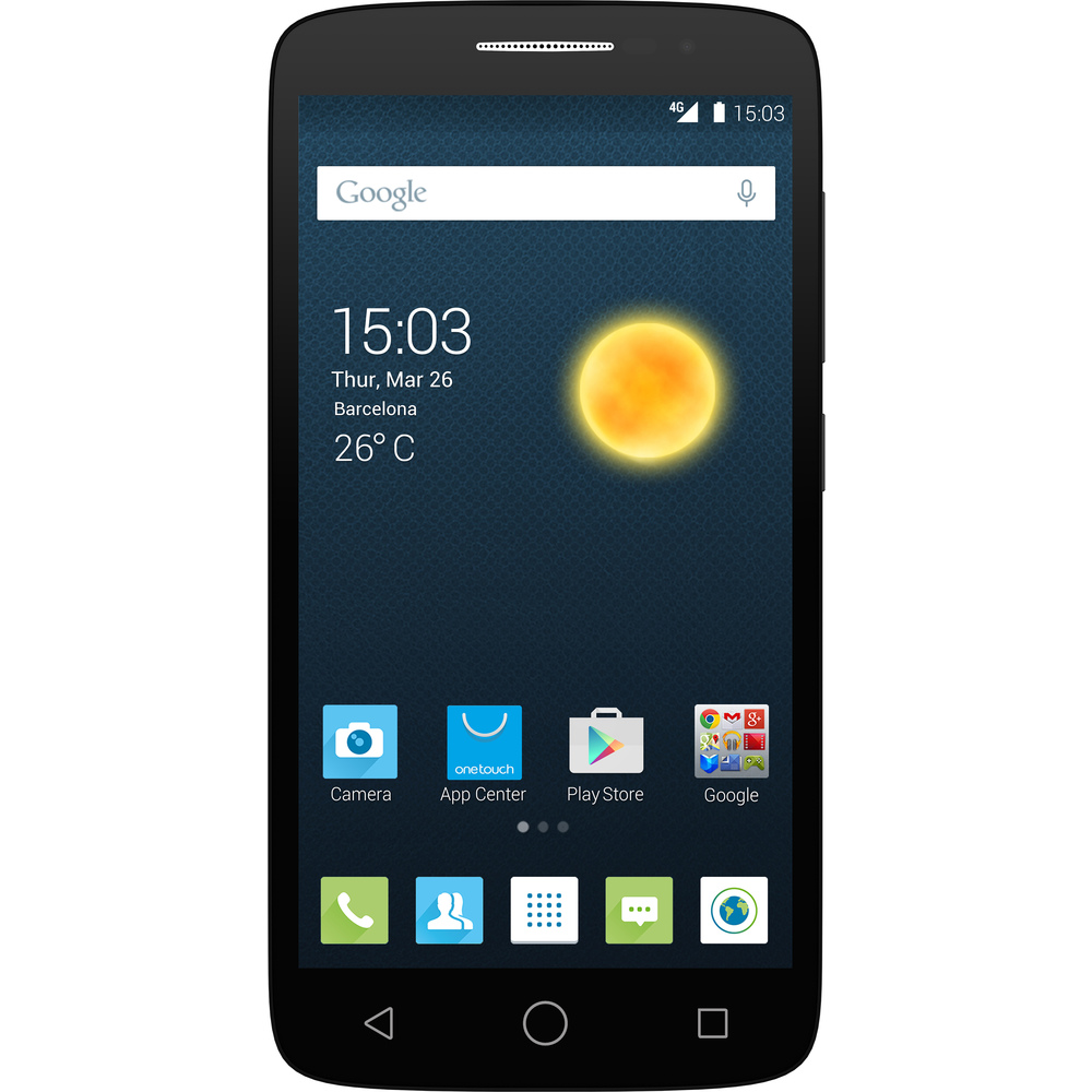 Alcatel OT-7043K Pop 2 (5) Black