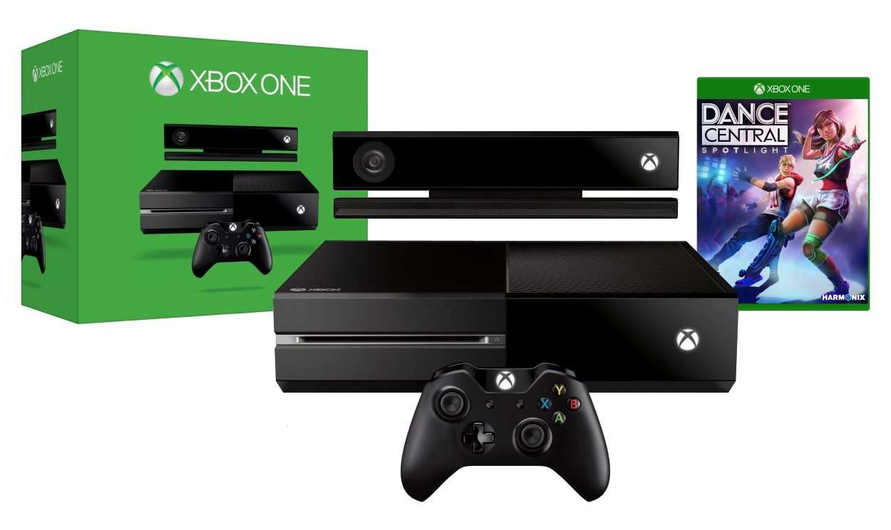 Xbox One Kinect 500GB