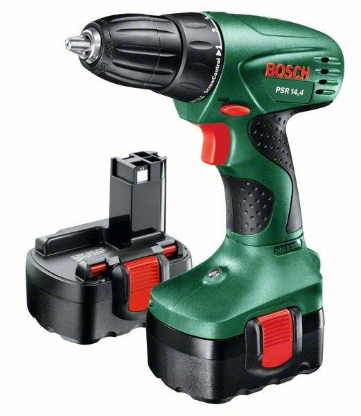 Bosch PSR 14,4, 2x AKU