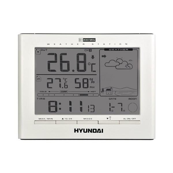 Hyundai WSC 2180 bílá