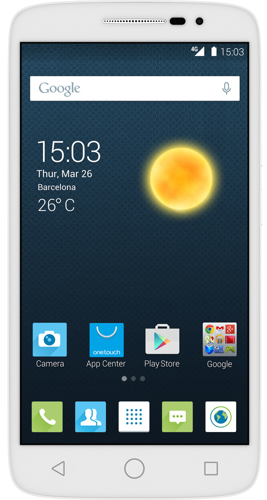 Alcatel OT-7043K Pop 2 (5) White