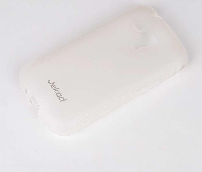 Jekod TPU pro Samsung S7562 White