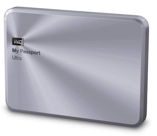 """WD My Passport 2.5"""" 3TB stříbrný"""
