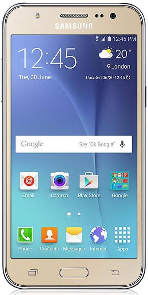 Samsung Galaxy J5 J500F Dual SIM Gold