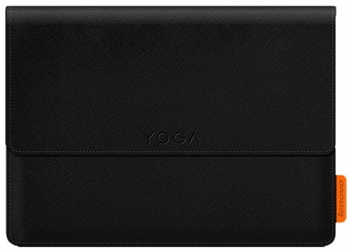 Yoga tablet 3 8 sleeve and film Black