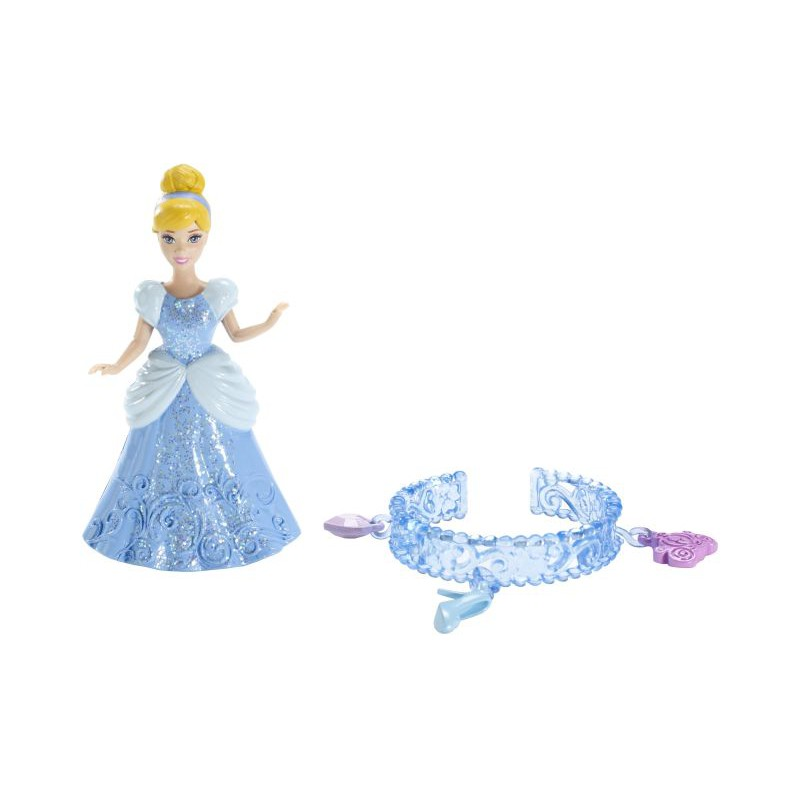 Mattel Disney Princess mini Popelka