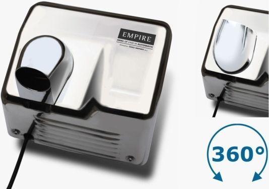 Cata Empire Ariel LF 2400 W Automatic