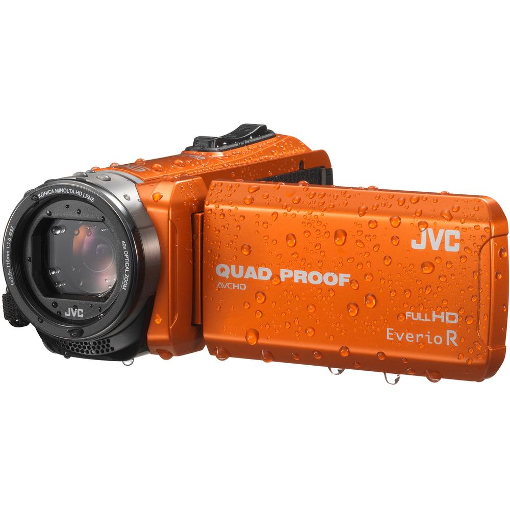 JVC GZ R415D Full HD