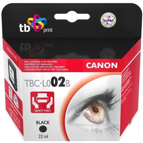 TB TBC-L002B kompat. s Canon BC-02 Black