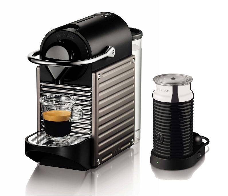 Nespresso Pixie XN301T10 Titan