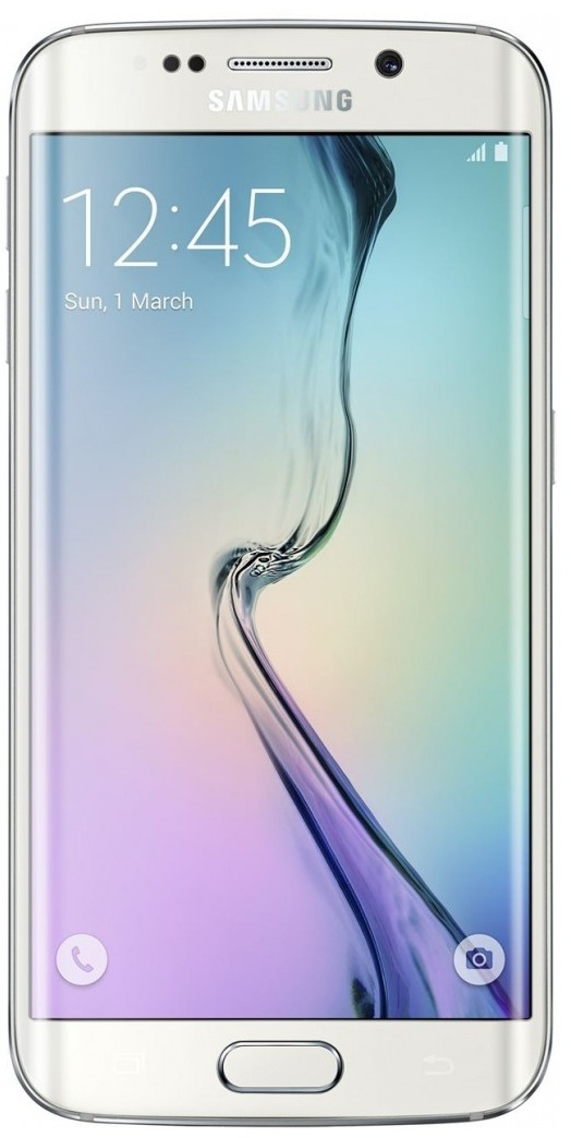 Samsung G925F Galaxy S6 Edge 32GB White