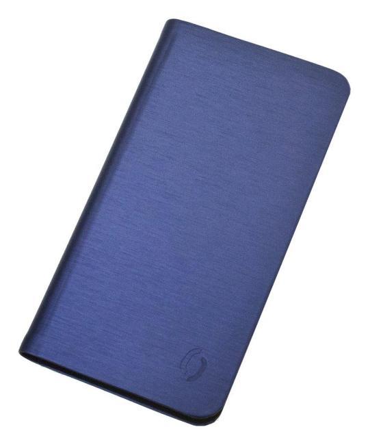 "Aligátor Book Steel velikost L (4,5""- 5"") blue"