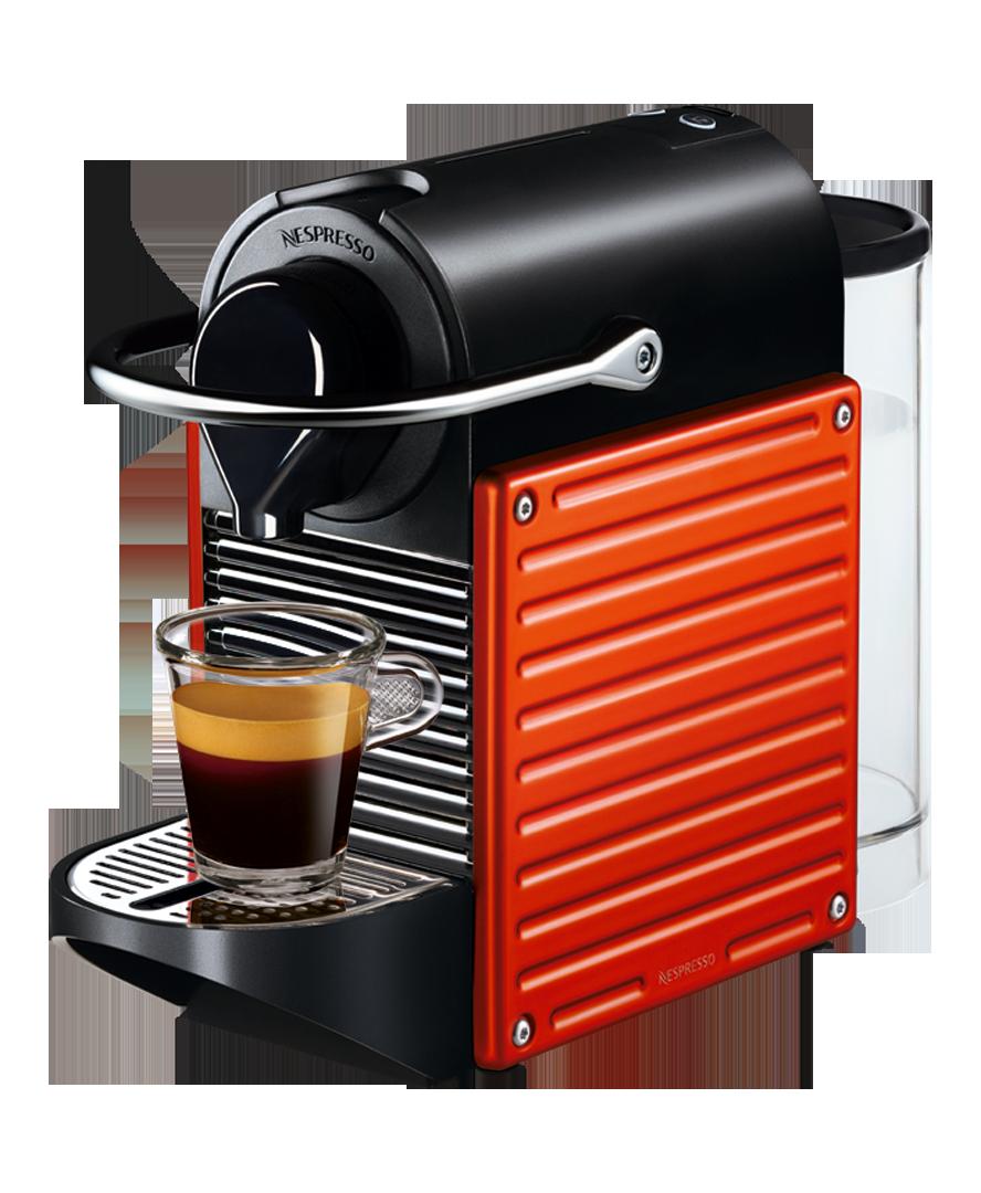 Nespresso Krups XN 3006 červené