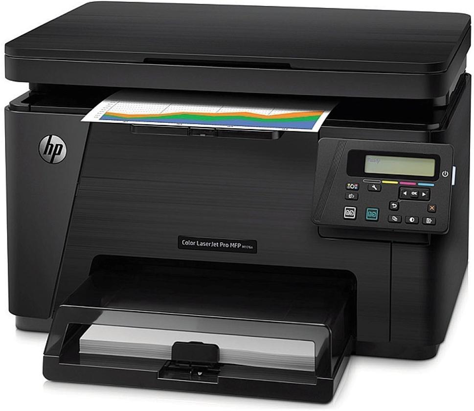 HP Color LaserJet Professional M17N