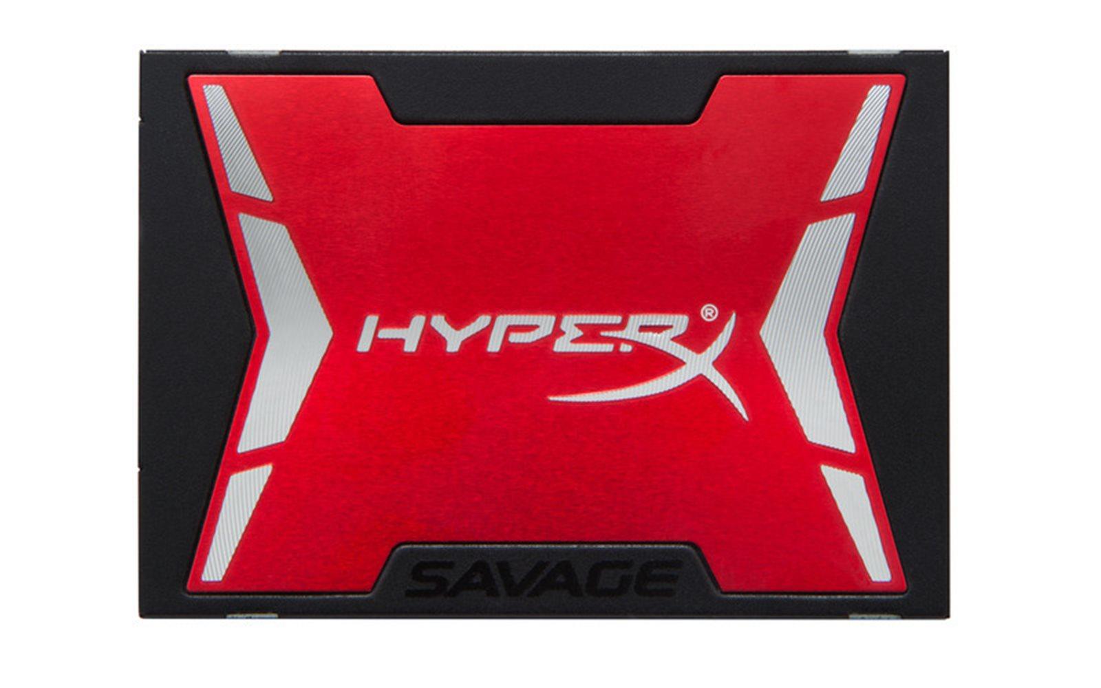 Kingston HyperX SSD 240GB SATA3
