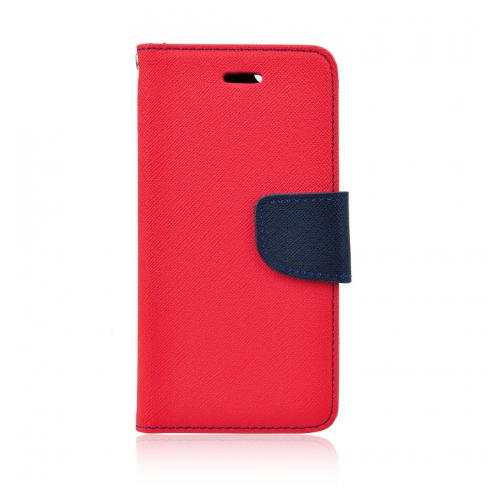 Fancy book červeno-modré pro Lenovo A6000