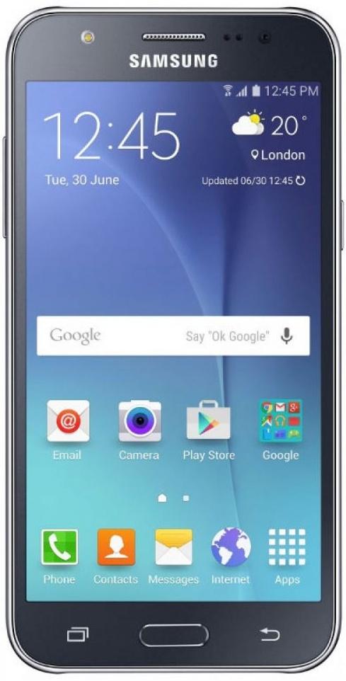 Samsung Galaxy J5 J500F Dual SIM Black