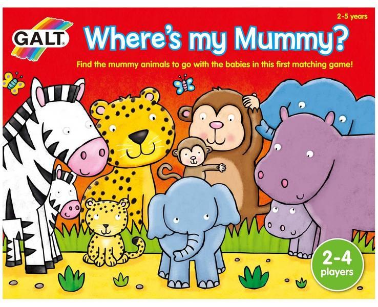 Kde je moje maminka