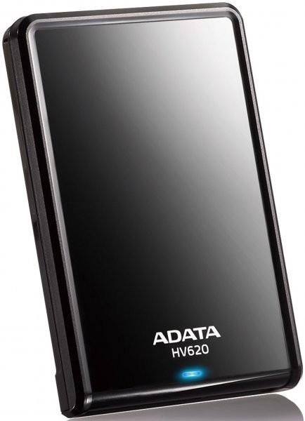 Adata HV620 500GB černý