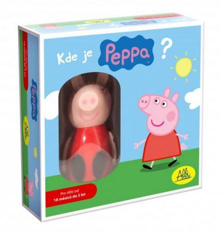 ALBI Kde je Peppa?