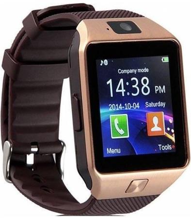 Erenbach Smartwatch DZ09 rose gold  Erenbach Smartwatch DZ09 rose gold 8f230a120ad