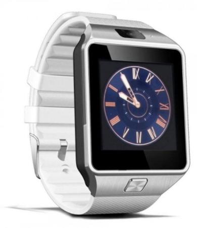 Erenbach Smartwatch DZ09 white - rozbaleno ... 7063f6d3602